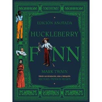 Huckleberry finn anotada