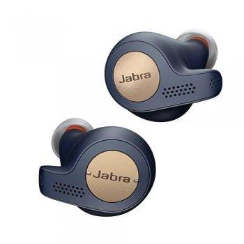 Auriculares Noise Cancelling Jabra Elite Active 65t Cobre/Azul