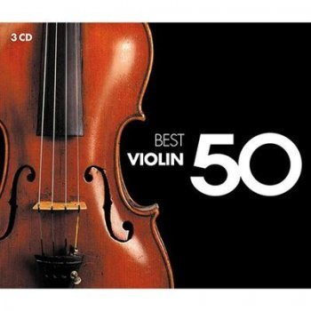 50 best violin (3cd)