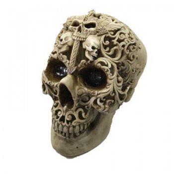 Calavera Nemesis Now - Final Flourish Skull