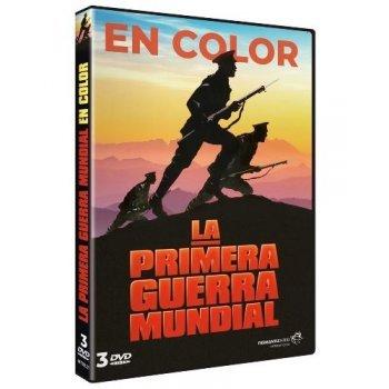 La Primera Guerra Mundial en color - DVD
