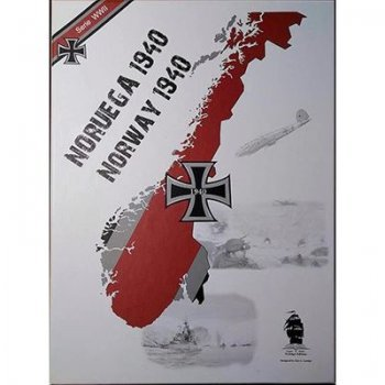 Noruega 1940 - Tablero