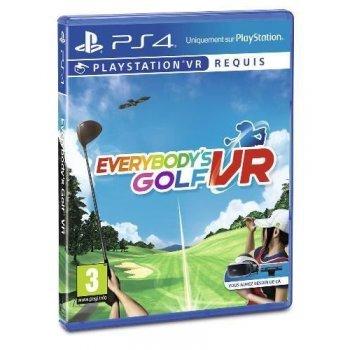 Everybody's Golf - VR - PS4