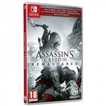 Assassin's Creed III Remastered + Assassin's Creed Liberation - Nintendo Switch