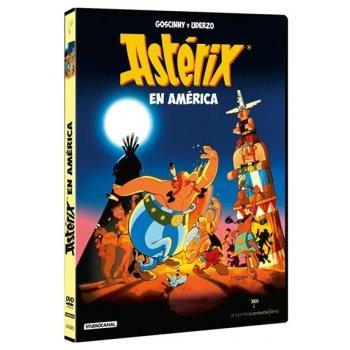 Astérix en América - DVD