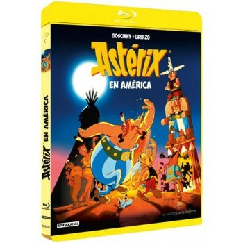 Astérix en América - Blu-Ray