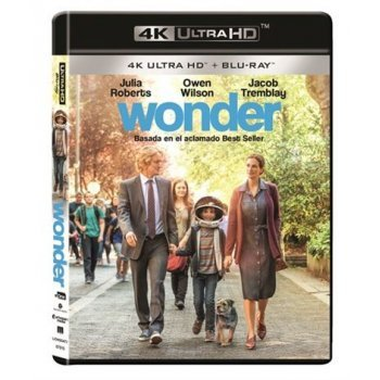 Wonder - UHD + Blu-Ray