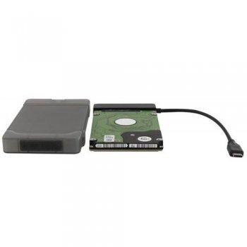 Caja T'nB para Disco Duro HDD USB-C 2.5