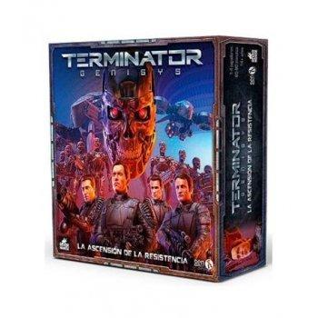 Terminator Genisys: La Ascensión de la Resistencia - Tablero
