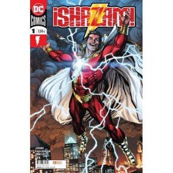 ¡Shazam! núm. 01 Grapa