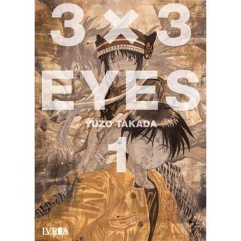3x3 Eyes 1
