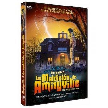 Amityville 5 La Maldición de Amityville - DVD