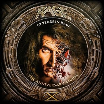 10 years in rage (2cd)
