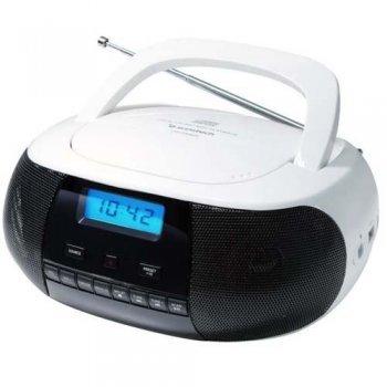 Radio-CD Sunstech CRUSM400 Blanco