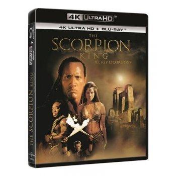 El rey Escorpión - UHD + Blu-Ray