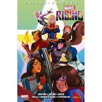 100% Marvel - Marvel Rising