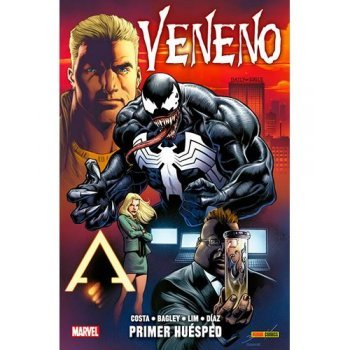 100% Marvel - Veneno - Primer Huésped
