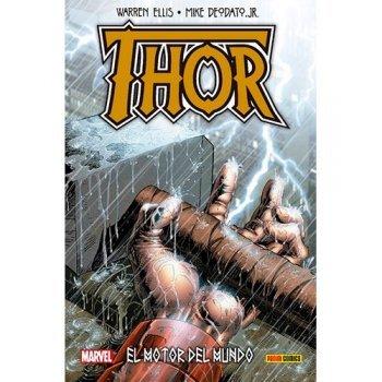 100% Marvel - Thor - El motor del mundo