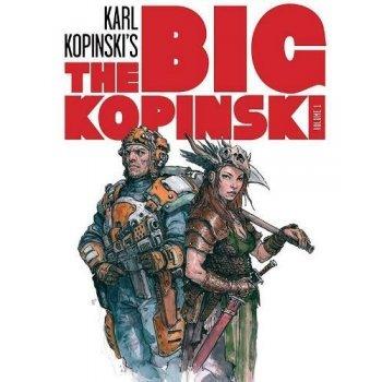 The Big Kopinski Vol. 01. Sketches e ilustraciones de Karl Kopinski