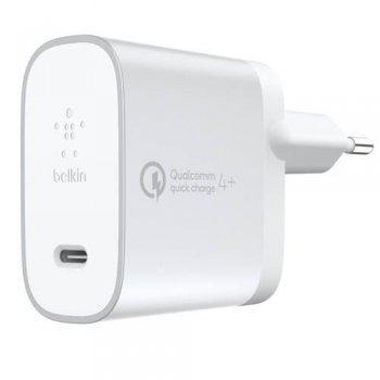 Cargador Belkin Boost Charge USB-C Blanco