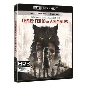 Cementerio de animales - UHD + Blu-Ray