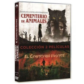 Pack Cementerio de animales (1989-2019) - DVD
