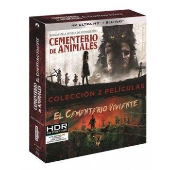 Pack Cementerio de animales (1989-2019) - UHD + Blu-Ray