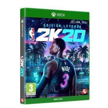 NBA 2K20 ED. Leyenda -  Xbox One