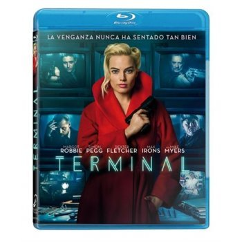 Terminal - Exclusiva Fnac - Blu-Ray