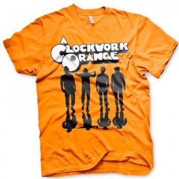 Camiseta La Naranja Mecánica - Talla M