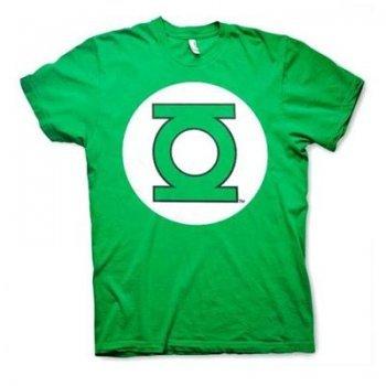 Camiseta Linterna Verde Logo - Talla M