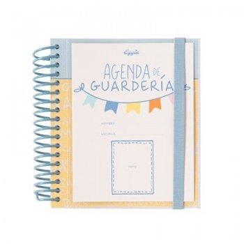 Agenda guarderia eggie 06