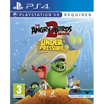Angry Birds Movie 2 VR : Under pressure - PS4