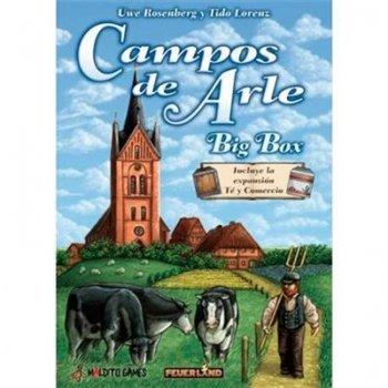 Campos de arle-big box
