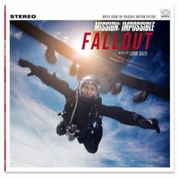 Mission Impossible: Fallout B.S.O. - 2 Vinilos