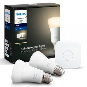 Kit de inicio de iluminación inteligente Philips E27