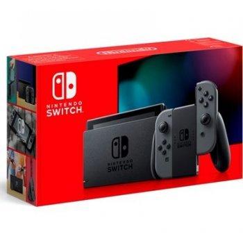 Consola Nintendo Switch Gris 2019