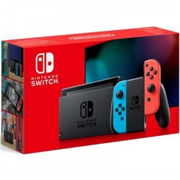 Consola Nintendo Switch Neon 2019