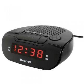Radio despertador Brandt BCR173
