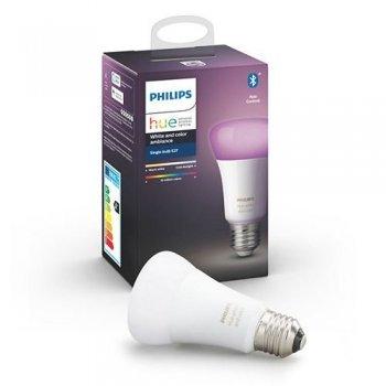 Bombilla inteligente Philips Hue E27 Color
