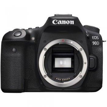 Cámara Réflex Canon EOS 90D Body