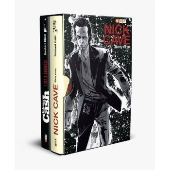 Estuche Nick Cave: Mercy On Me - Johnny Cash: I See A Darkness 2 Vol.