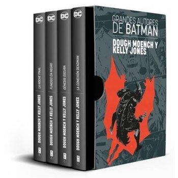 Estuche Grandes autores de Batman -  Doug Moench y Kelley Jones - Ed limitada