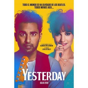 Yesterday - UHD + Blu-Ray