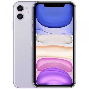 Apple iPhone 11 6,1'' 256GB Violeta
