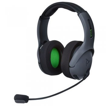 Headset gaming inalámbrico LVL 50 Gris para Xbox One