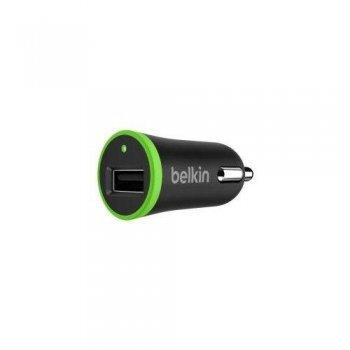 Belkin Cargador de Coche Universal  2.4 A - Color Negro