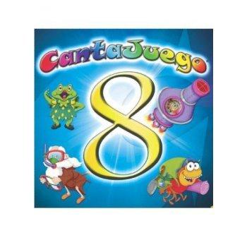 Cantajuego Vol 8 - DVD