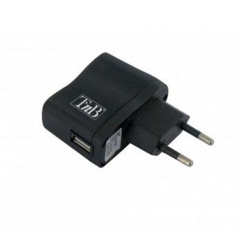 Cargador T'nB AC USB 1000 mAh