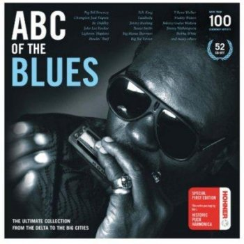 ABC Of The Blues (Box Set Super Deluxe + Armónica)